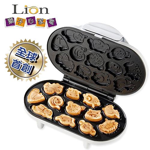 lion 狮子心-可爱营养十二生肖造型蛋糕机(lcm-123)