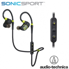 鐵三角 ATH-SPORT4 防水藍牙無線耳機麥克風組